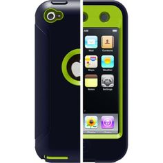 OtterBox Defender Case for iPod touch 4th gen