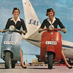 to the airport where the Swedish flight attendants will envy my Kate Spade Vespa since they also Vespa Girl, Scooter Girl, Vintage Air, Vintage Italy, Vintage Vespa, Motor Scooters, Vespa Scooters, Vespa Miller, Low Carb Fast Food