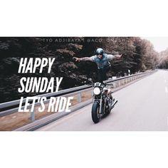 Ride everyday