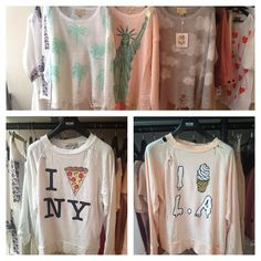 Choose a Wildfox Sweater #wildfox #store
