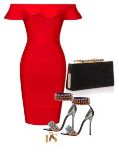 Untitled #285 by modestsisterz on Polyvore featuring polyvore, fashion, style, Posh Girl, Jimmy Choo, Christian Louboutin and clothing