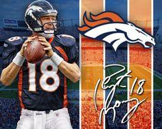 Peyton Manning #18