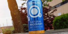 Recovery Drink formula O2 Finds Retail Success