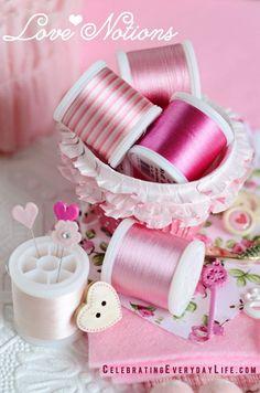 Love Notions | ✄ Sew Sweet ✄ | Pinterest)