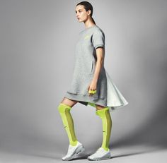 Nike x Sacai, 2015 Chitose Abe www.sacai.jp via @nike  for #material #form