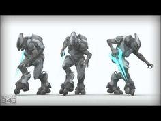 Halo 4 Animation Show Reel - Will Christiansen - YouTube