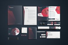 What's Hot Bundle vol.2 – Presentation Templates on Behance