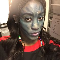 Avatar CeCe by CeceColorGirl. Tag your pics with #Halloween and #SephoraSelfie on Sephora's Beauty Board for a chance to be featured!