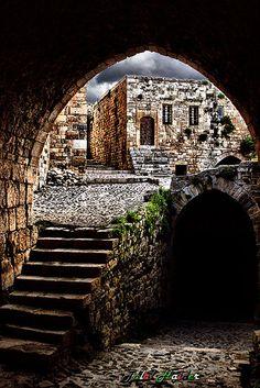Castle Khalid Bin Al Waleed, Homs, Syria