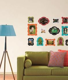 Dorm room wall decoration ideas