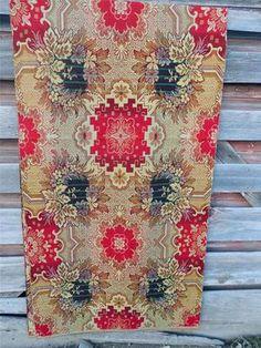 Antique Wool/Hemp upholstery Fabric