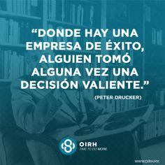 Peter Drucker   OIRH