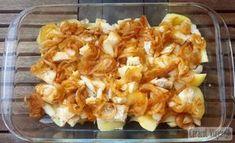 Toma nota de la receta de bacalao a la portuguesa, es muy fácil. ¡Con tan sólo unos pocos ingredientes básicos tendrás una receta para chuparte los dedos!