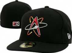 8d594eb79a8c8 Albuquerque Isotopes Black On-Field Authentic 5950 Fitted Hat by New Era.   32.99. Resists shrinkage. Officially licensed by the MiLB.
