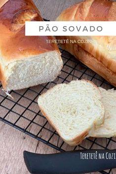 Delicia de Pão sovado, receita caseira. #Paocaseiro #receita #Paosovado