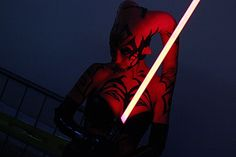 First version of my Darth Talon costume in International Festival of Comics and Games in Lodz City- my hometown.