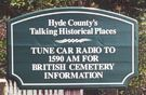 Hyde County's Talking Houses & Historic Places – A novel way to enjoy the quieter pace of life is to do it from the comfort of your car. Ten historic sites are equipped with AM radio transmitters that provide ready information – just set your AM radio dial to the appropriate frequency shown for that site, sit back, listen and learn!