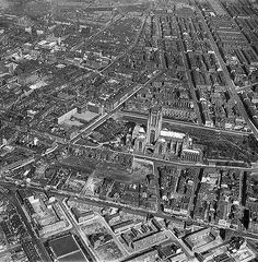 Liverpool Picturebook a site featuring a collection of old photographs and pictures of Liverpool, and Liverpool History, updated regularly. The history of Liverpool in Pictures Liverpool History, Liverpool Home, Old Photographs, Old Photos, Liverpool Cathedral, Scotland History, Southport, Aerial View, City Photo