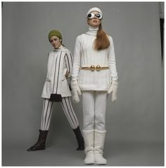 André Courrèges is a French fashion designer, known for his futuristic designs. Courrèges launched his 'Space Age' collection in 1964. His s...