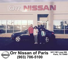 https://flic.kr/p/E7PQ2E | Congratulations Shadadreona on your #Chevrolet #Cruze from Nick Jones at Orr Nissan of Paris! | deliverymaxx.com/DealerReviews.aspx?DealerCode=J476
