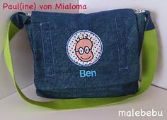 .: Malebebu :.: Paul(ine) ... Freebook Kindergartentasche !
