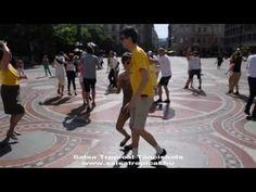 Salsa Tropical Tánciskola - Flashmob day (2015.06.25), Bazilika, Budapest