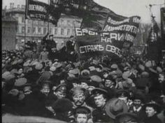 Early years of the Bolshevik Revolution