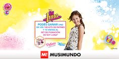 Musimundo.com - Podés ganar uno de los 100 Kits de Patines y 10 visitas al set de filmación de Soy Luna!