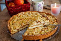 stuttgartcooking: Apfelkuchen mit Streusel, nach einem Hausrezept