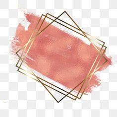 Rose Gold Painting, Gold Watercolor, Eid Al-adha, Eyelash Logo, Photo Frame Design, Rose Gold Texture, Rose Gold Frame, Cute Wallpaper For Phone, Floral Logo