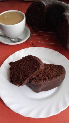 This no all / Disznóól - KonyhaMalacka disznóságai: Csokoládés kuglóf Food And Drink, Pudding, Sweets, Bread, Snacks, Chocolate, Vaj, Cukor, Drinks