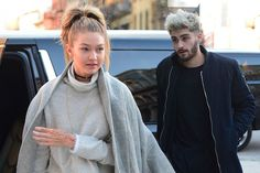 Zayn Malik & Gigi Hadid Are OFFICIAL!