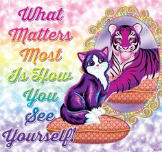 Lisa Frank - how you see yourself Lisa Frank Coloring Books, Lisa Frank Stickers, 90s Nostalgia, Rainbow Art, Rainbow Colors, Anime Kawaii, The Way You Are, 90s Kids, Cat Art