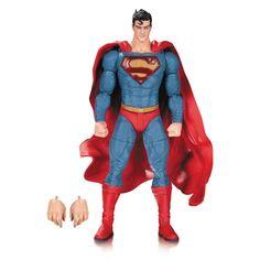 DC Comics Designer Series Bermejo Superman Action Figure