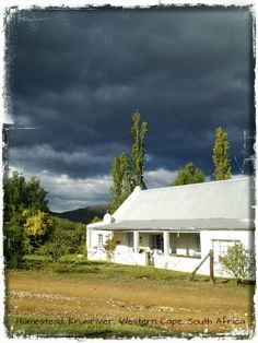 Kruisrivier, between Calitzdorp and Swartberg Pass
