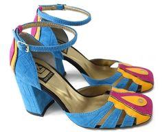 CITRUS - Louloux - Sapatos Colecionáveis