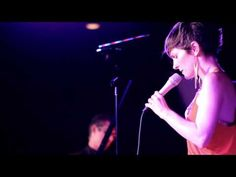"▶ Sara Gazarek & Josh Nelson perform ""And So It Goes"" - YouTube"