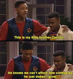 He just will not grow! - http://umad.com/he-just-will-not-grow/ - #Carlton, #FreshPrince