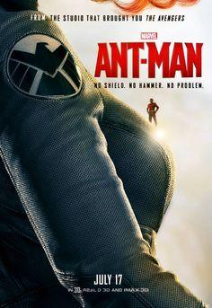 """Ant-Man on top of the mountain : FAN-ART: ANT-MAN Obtiene ... """"Cerrar"""" Para VIUDA NEGRO En la parodia brillante cartel°°"""