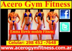 Emma Howie modelo Fitness - http://acerogymfitness.com.ar/modelos-fitness-argentina/emma-howie-modelo-fitness/