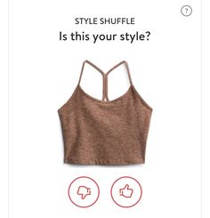 Real Women, What I Wore, Stitch Fix, Your Style, Style Inspiration, Tank Tops, How To Wear, Fashion, Moda