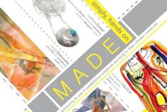 M A D E is an opportunity to see five established Creatives working in their chosen mediums. This unique event will take place on 15 March 2015 from 10.00 to 17.00 at 48 St Rose Street, Rabat Malta.