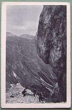 PK Hoschwab G´hackte Foto Otto Jahn Bruder von Gustav Jahn um1920