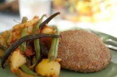 Middagstips, vegetariska quinoabiffar