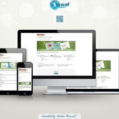 Landing page -development and design for vectormarket.net