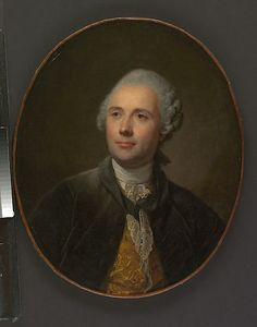 Jean Jacques Caffieri (1725–1792), Jean Baptiste Greuze, 1763. Metropolitan Museum of Art