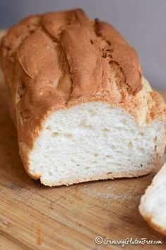 This is a keeper! The Best Gluten Free Sandwich Bread Recipe you will ever need. Homemade bread so good no one will know it is gluten free!