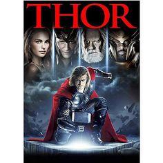 Thor (Widescreen) DVD ($15)