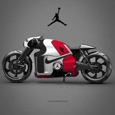 http://SneakersCartel.com Would you buy this motorcycle if it came out?  Air Jordan 1... #sneakers #shoes #kicks #jordan #lebron #nba #nike #adidas #reebok #airjordan #sneakerhead #fashion #sneakerscartel