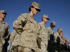 Marines Regain Right to Bare Arms